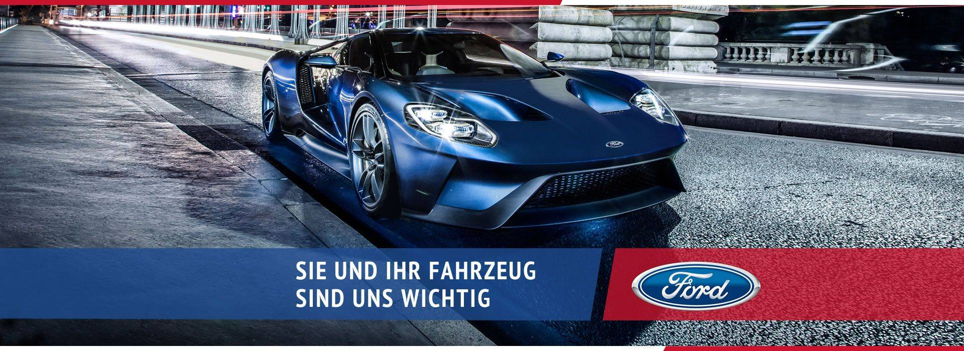 Autohaus Lindner Ford